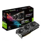 Asus ROG STRIX GTX1080 Ti, 11GB DDR5, PCIe3, DVI, 2 HDMI, 2 DP, 1607MHz, LED Lighting